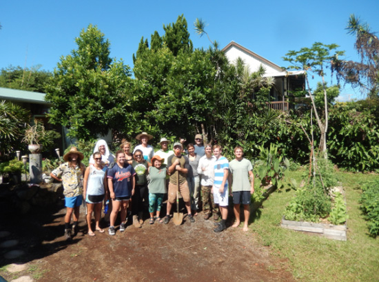 UH Hilo Student Association approves permaculture parking lot funds | Hawaii 24/7