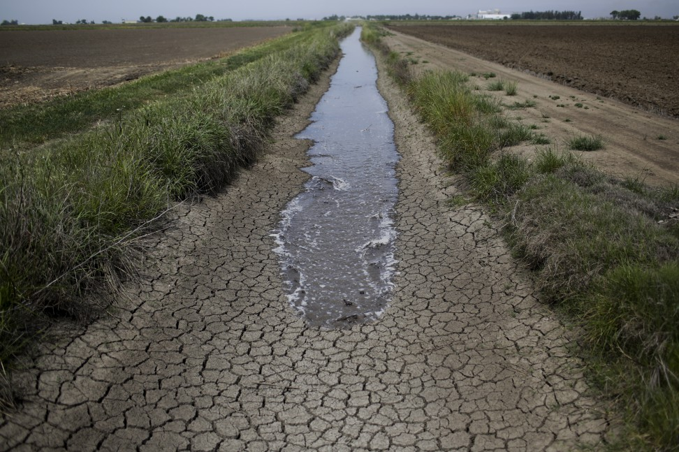 California's Drought Could Upend America's Entire Food System | ThinkProgress