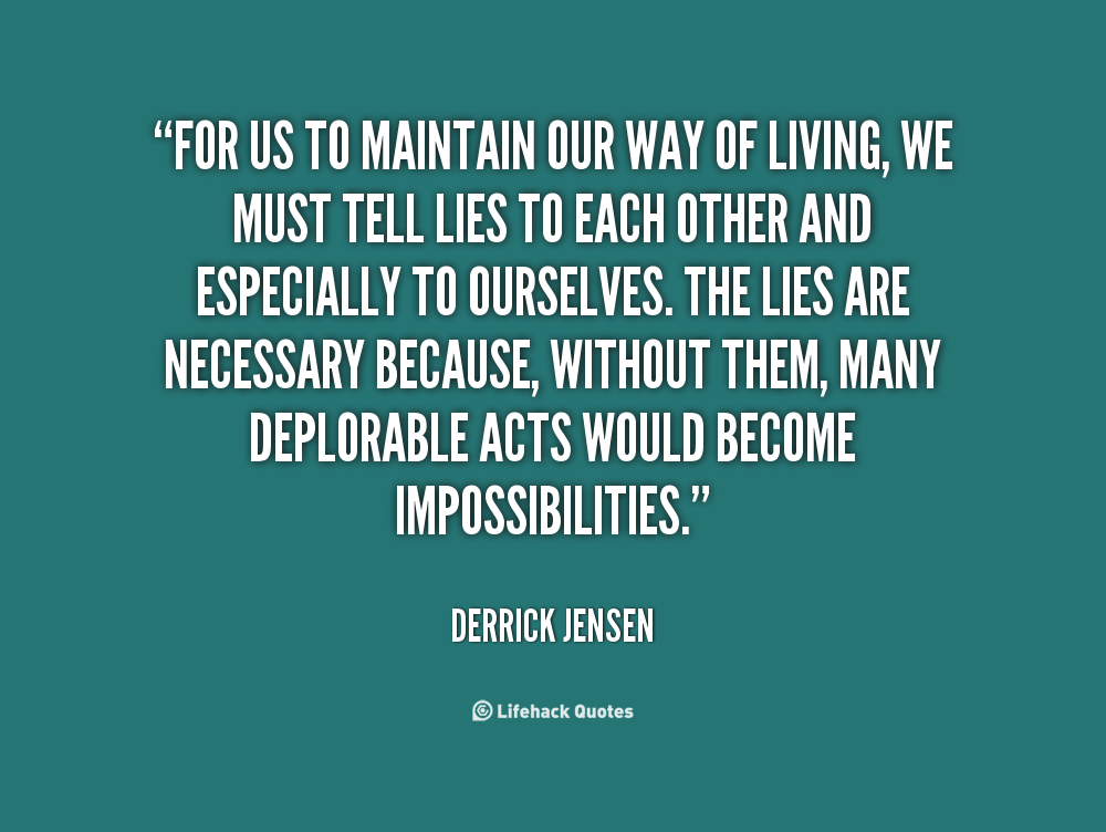 Derrick Jensen on Civilization and Creating a Culture of Resistance